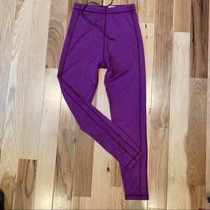 Pro Spirit High Waisted Purple Athletic Leggings
